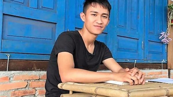 Quảng Ngãi: Chàng trai giành học bổng toàn phần ngành Quản trị Kinh doanh của ĐH Bách khoa Punjab