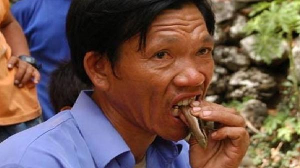 """Dị nhân Việt và những món ăn cực """"độc"""""""