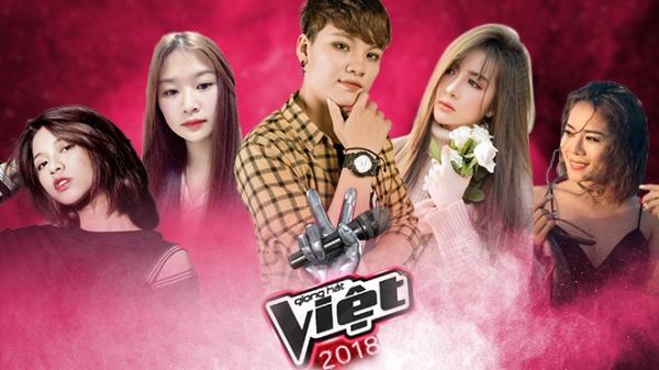 [HOT] Lộ diện thí sinh Quảng Ngãi lọt vào vòng Giấu mặt của The Voice 2018