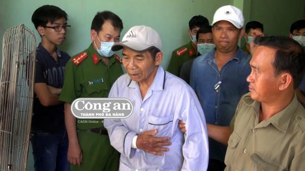 Quảng Ngãi: Chân dung cụ ông 81 tuổi s.át hại vợ rồi dựng hiện trường giả