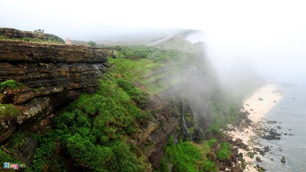 Di sản địa chất triệu năm ở Quảng Ngãi