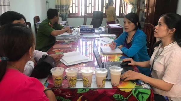 Quảng Ngãi: Hàng chục học sinh nhập viện nghi uống trà sữa