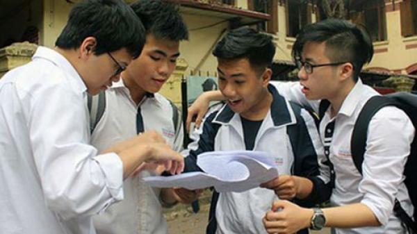 Điểm chuẩn trúng tuyển vào lớp 10 năm học 2018 -2019 tỉnh Quảng Ngãi