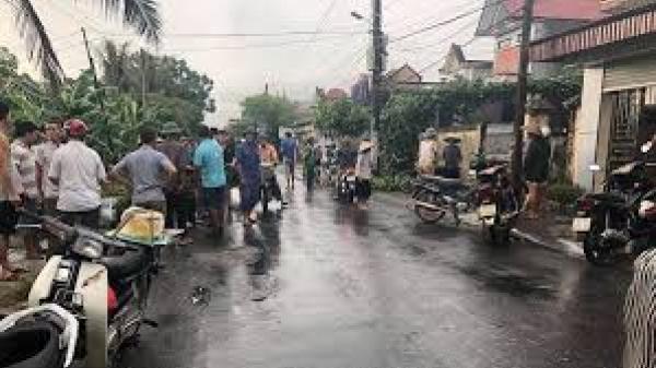 Hoảng hồn phát hiện cán bộ địa chính xã quê Quảng Ngãi đột tử trong khu tập thể
