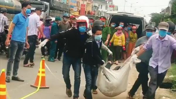 Quảng Ngãi: Phát hiện thi thể công nhân mất liên lạc trong bụi rậm