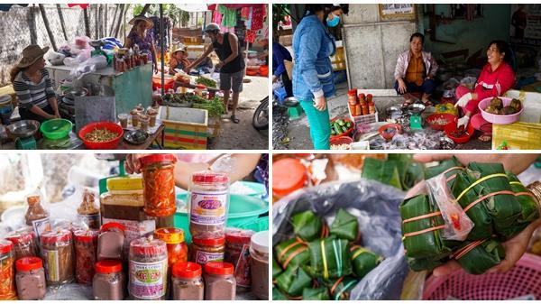 Khu chợ  'duy nhất' ở Sài Gòn đặc biệt nói giọng Huế và chỉ bán đặc sản xứ Huế