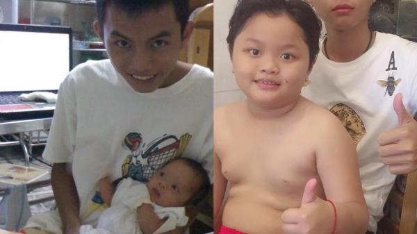 THẬT KHÔNG THỂ TIN ĐƯỢC: đây là ông bố  của đứa bé 9 tuổi