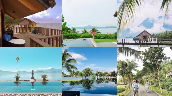 Sống ảo CHANH SẢ tại Villa 'NỔI TRÊN MẶT NƯỚC' đầu tiên ở Việt Nam ngay tại Huế