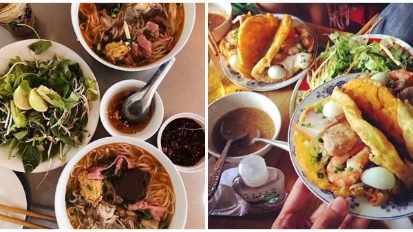 Những món ăn Huế hút hồn du khách ghé thăm
