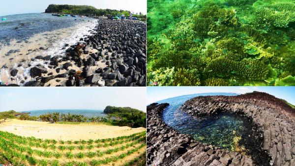 Di sản Gành Yến tuyệt tác bên bờ biển miền Trung