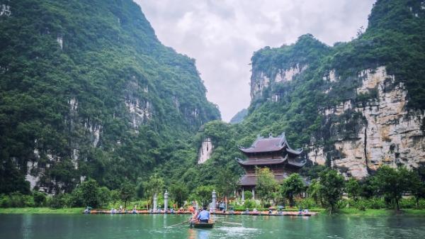 Ngay gần Nam Định, có một nơi đẹp như tranh vẽ mà mùng 2/9 này bạn nên ghé thăm