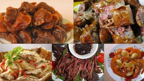 12 món ăn ngây ngất du khách khi đến Bắc Kạn
