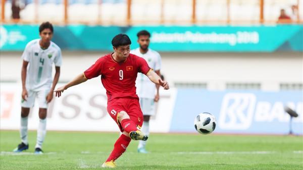 Công Phượng 2 lần sút hỏng penalty, U23 Việt Nam vẫn thắng đậm
