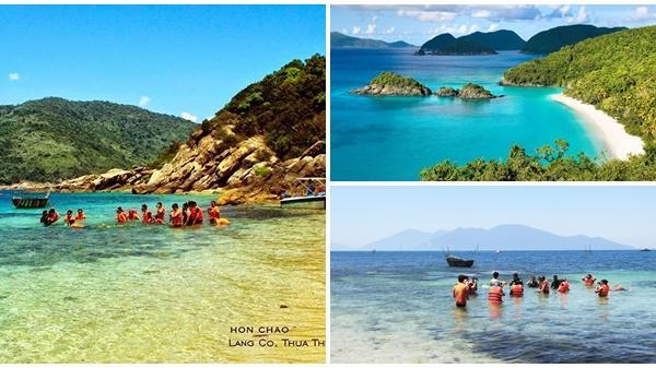 Đảo Hòn Chảo: Danh thắng đặc biệt của biển xứ Huế