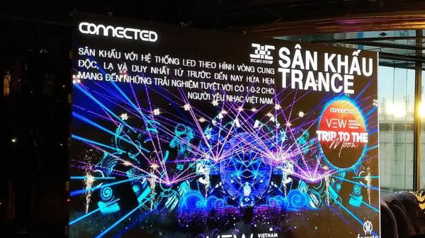Trip to the Moon: Lễ hội âm nhạc điện tử giữa lòng thủ đô Hà Nội ngày 16/9