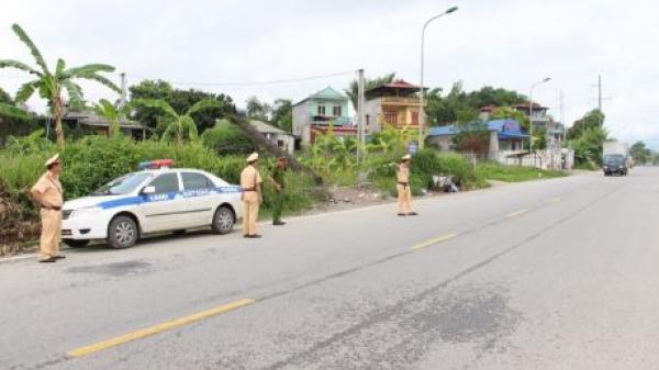 Từ ngày 8/8 đến 14/8: Toàn tỉnh xảy ra 1 vụ tai nạn giao thông