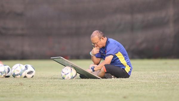 U23 Việt Nam đấu U23 Bahrain: Nước cờ hiểm của thầy Park!