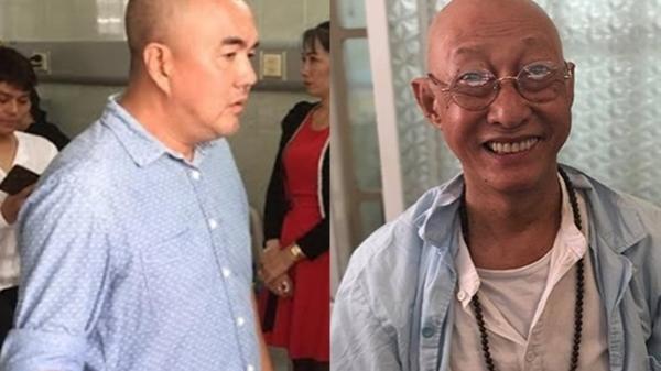 Quốc Thuận sẽ trao 155 triệu đồng từ khán giả ủng hộ diễn viên Lê Bình