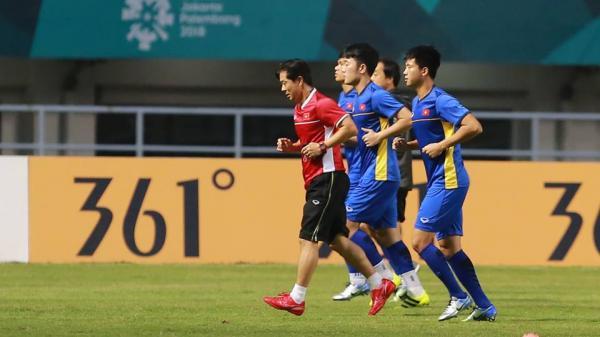 Đội hình dự kiến của Olympic Việt Nam đối đầu Hàn Quốc: Công Phượng đá chính, Xuân Trường dự bị