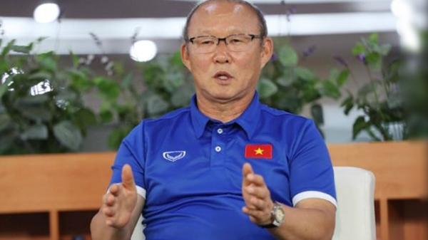 HLV Park Hang Seo chia sẻ nội tình của U23 Việt Nam