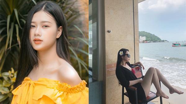 Bất ngờ nhan sắc xinh như mộng của 2 cô gái dính tin đồn hẹn hò với ngôi sao CLB SHB Đà Nẵng