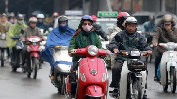 Dự báo thời tiết 7/9: Không khí lạnh tràn về Hà Nội, miền Bắc mưa to