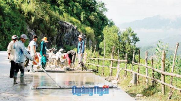 Dự án đường Sơn Cao - Sơn Kỳ: Làm đúng thiết kế, thiếu... 3km!