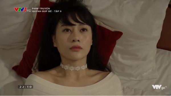 """Thấy Quỳnh Búp Bê """"lên giường"""" với ông Cấn, khán giả liền quay sang chê đạo diễn đã làm Quỳnh... mất giá"""
