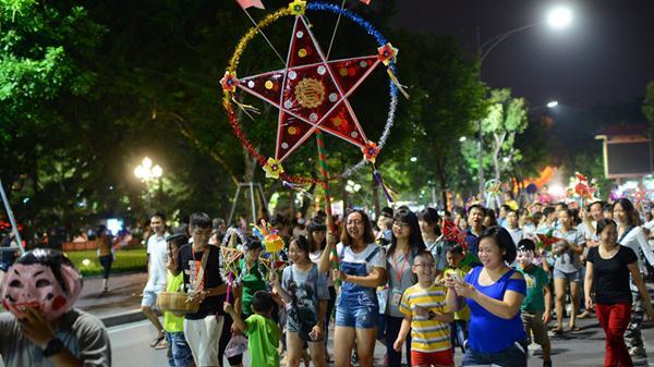 """HOT: Sắp diễn ra Carnaval """"Đêm rằm xuống phố"""" tại phố đi bộ Hồ Gươm"""