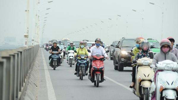 Hà Nội: Có thể cấm cầu Vĩnh Tuy, Thanh Trì, Nhật Tân vì siêu bão Mangkhut?