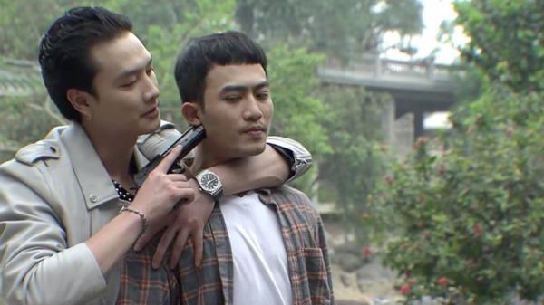 'Quỳnh búp bê' tập 11: Cảnh bị dí súng thẳng vào đầu, My 'sói' lại giở trò bẩn