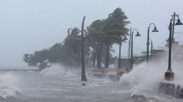 Bão Mangkhut sẽ suy yếu thành áp thấp nhiệt đới, miền Bắc tiếp tục mưa lớn
