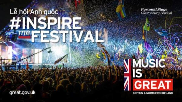 HOT: Sắp diễn ra Lễ hội Anh Quốc giữa lòng thủ đô Hà Nội