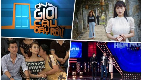 'Quỳnh búp bê' và một số phim truyền hình, gameshow bị hoãn phát sóng