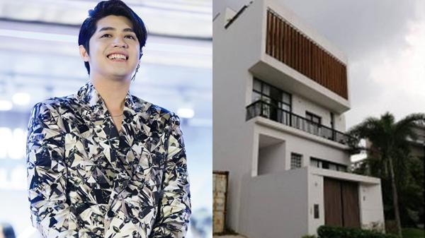 Tẩm ngẩm tầm ngầm, Noo Phước Thịnh tậu biệt thự mới 20 tỷ, kiếm tiền nhất nhì showbiz có khác
