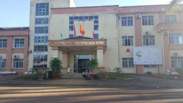 Đắk Nông: Khởi tố nguyên giám đốc Bệnh viện Đa Khoa Đắk Nông