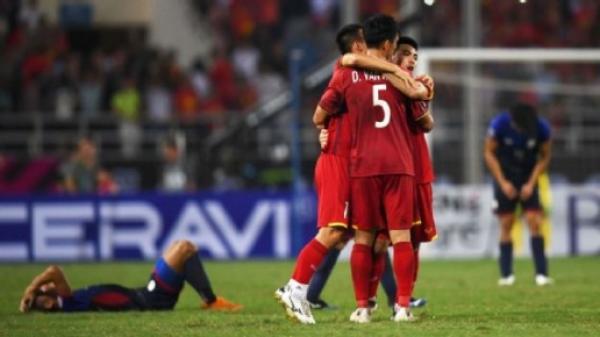 ĐT Việt Nam giành chiến thắng quá ấn tượng, các tờ báo nổi tiếng ở Anh cũng phải đăng bài khen ngợi thế này đây