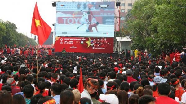 HOT: Địa điểm tổ chức tại Thanh Hóa xem trực tiếp trận chung kết AFF Cup không thể bỏ qua