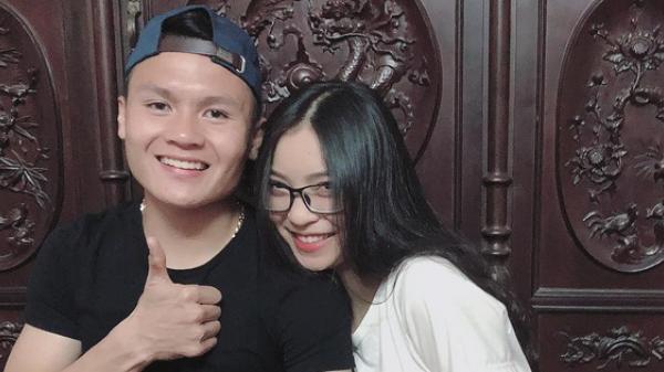 Bất ngờ tiết lộ những LÝ DO khiến CĐM dấy lên tin đồn Quang Hải và bạn gái đang trục trặc tình cảm ?