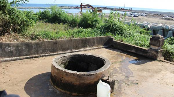 Công nhận di tích giếng nước ngọt hàng trăm năm trên đảo Lý Sơn