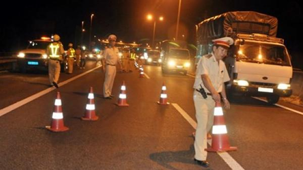 Chính thức tiến hành tổng kiểm tra m a t úy tài xế cả nước sau vụ tài xế container gây thảm họa