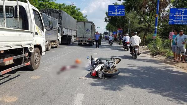 Cô gái 20 tuổi c hết thảm sau va chạm kinhh hoàng trên đường phố
