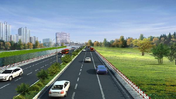 Năm 2018, nối kết đường vành đai ven biển Quảng Nam với cao tốc Đà Nẵng- Quảng Ngãi