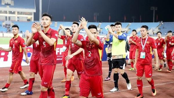 Tuyển Việt Nam có lại quyền tự quyết nhờ Qatar thắng đậm Triều Tiên