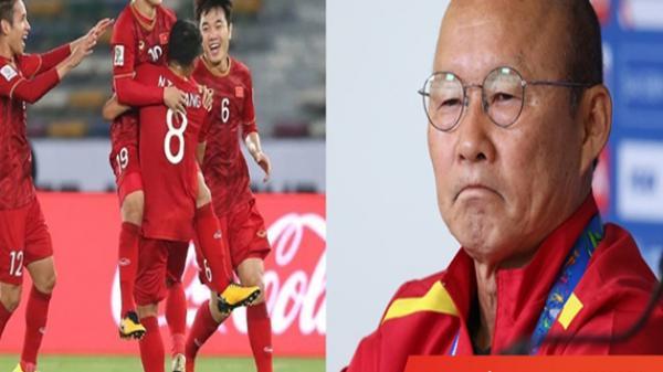 Tấm vé vào tứ kết Asian Cup 2019 ảnh hưởng trực tiếp đến cơ hội dự World Cup 2022 của ĐTVN