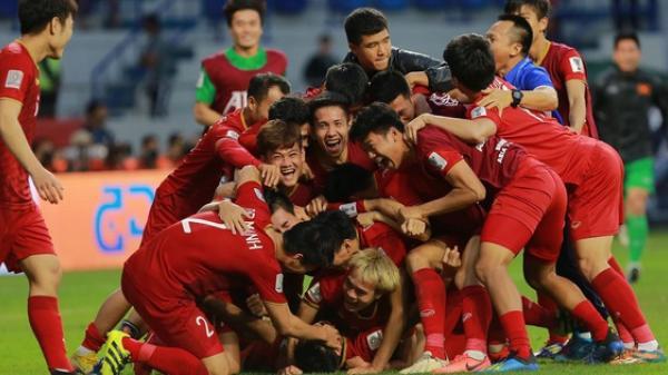 Báo quốc tế đồng loạt đưa tin Việt Nam vào tứ kết: Rồng vàng Châu Á, sẽ đánh bại Nhật Bản ở Asian Cup