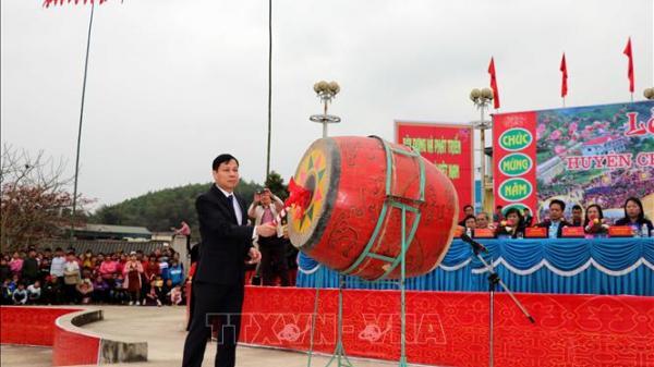 Tuyên Quang: Nô nức Lễ hội Lồng Tông tưng bừng diễn ra trước sự háo hức của người dân quê hương