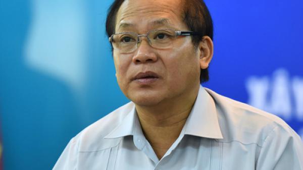NÓNG: Cựu Bộ trưởng Trương Minh Tuấn bị bắt