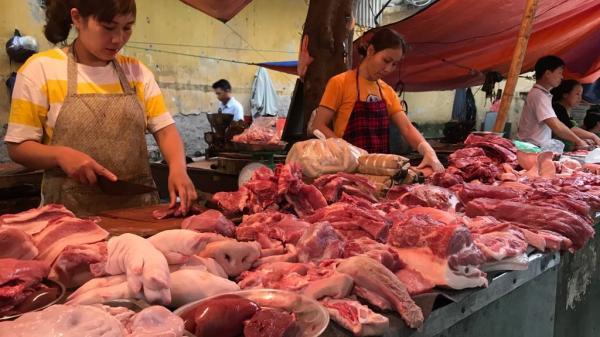 CẢNH BÁO: Cách phân biệt thịt lợn sạch giữa bão dịch tả lợn châu Phi