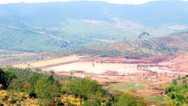 Đắk Nông: Bắt giam lãnh đạo do sai phạm tại công trình thủy lợi